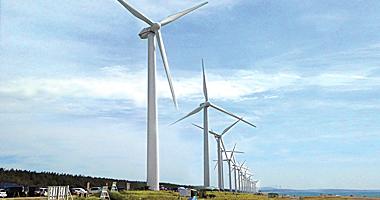 風力発電施工