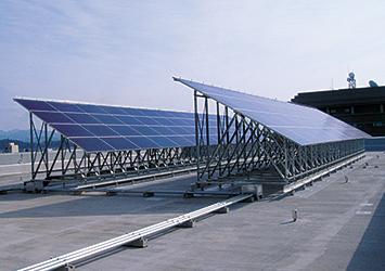 太陽光発電施工2