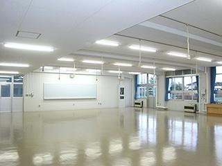 秋田工業高等学校実習棟C