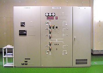 特別高圧設備操作盤