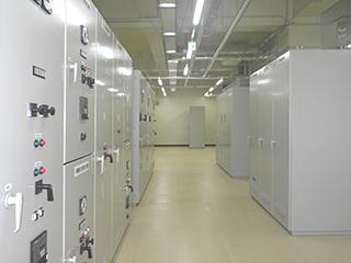 1-1系水処理電気設備工事