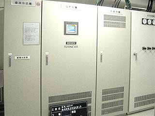 100kVA無停電 電源装置更新工事